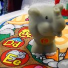 Fisher Price Little People Replacement Animal For A to Z Learning Zoo Letter E ELEPHANT
