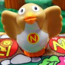 Fisher Price Little People Replacement Animal For A to Z Learning Zoo Letter N NIGHTINGALE (HC45)