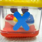 Fisher Price Replacement Alphabet Peek-a-Block Letter X (HC45)