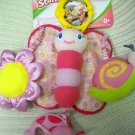 Bright Stars Infant Crinkle Clip On Friends Hanging Toy (HC28)