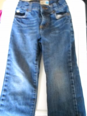 Old Navy Adjustable Waist Jeans Size 4 (HC25)