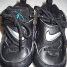 Nike Soft Infant Shoe Black Size 3 (HC27)