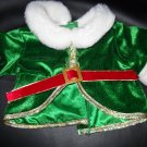 Build-A-Bear Green King Outfit For Plush Bears (HC02)