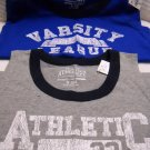 Place Athletic Dept. Boys Cotton Tank Tops Size 5/6 Set of Two NWT (HC25)
