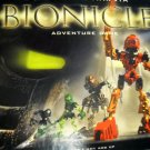 Lego Bionicle Adventure Game - Quest For Makuta By Rose Art Industries 2001 (HC02)