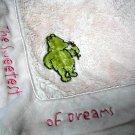 Classic Winnie the Pooh Baby Pink Soft Fleece Blanket (HC23)