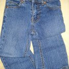 The Children's Place Ruffle Flair Jeans Girls 4T (HC)