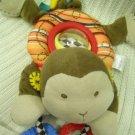 Carters Infant Hanging  Rattle Monkey (HC08)