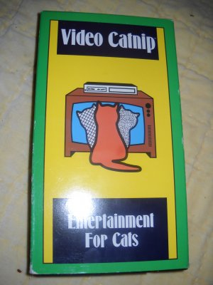 Video Catnip Entertainment For Cats by Pet Avision (HC02)
