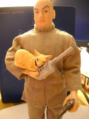 Austin Powers DR EVIL Action Figure (HC14)