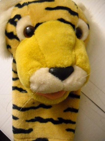 Tiger Plush Hand Puppet by Dankin(HC10)