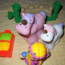 Fisher Price Mattel Little People Mary Maiden Set 2003