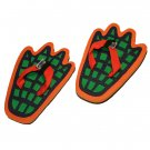 Alligator Feet Kid Flops - Small