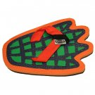 Alligator Feet Fiesta Flops - Medium