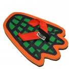 Alligator Feet Fiesta Flops - Large