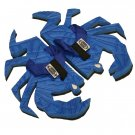 Blue Crab Fiesta Flops - Large