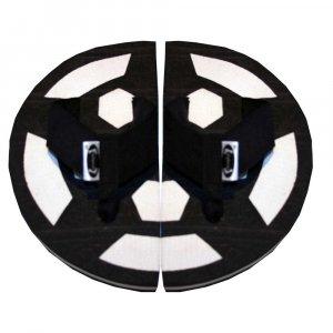 Soccer Ball Fiesta Flops - Medium