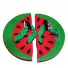 Watermelon Fiesta Flops - Medium