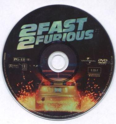 2 Fast 2 Furious Widescreen DVD