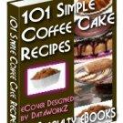 101 SIMPLE COFFEECAKES RECIPES