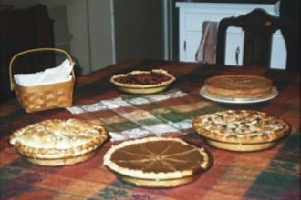 250 PIE RECIPES
