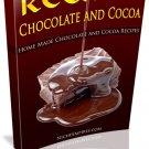 Chocolate and Cocoa Recipes!