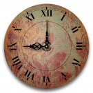 "12"" Decorative Wall Clock (Formal Tapestry)"