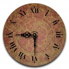 "12"" Decorative Wall Clock (Another Red)"