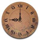 "12"" Decorative Wall Clock (More than a Rose)"