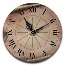"""12"""" Decorative Wall Clock (Scroll)"""
