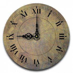 "12"" Decorative Wall Clock (Natures� Necessities)"