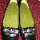 COLE-HAAN Patent Leather Flats Sz 8