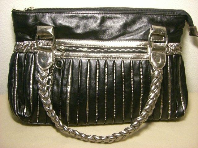 Black/Silver Bag (edit)