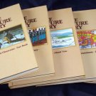 Great for Home Schooling ~The HOME ADVENTURE LIBRARY in 5 volumes 1987