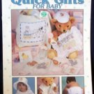 Quick Gifts for Baby Cross Stitch Leaflet