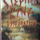 Desperation by Stephen King (1996, Hardcover)