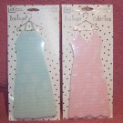 2 Dress Boutique Collection Magnetic List Pads