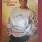 His Favourite Knits - Pattern Book - Patons
