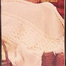Afghans - Book No. 238 - Crochet & Knit ~ 1974