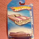 Hot Wheels ~ Custom '59 Cadillac - HOT Auction '10 NIP