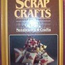 Scrap Crafts From McCalls Needlework & Crafts - 1984