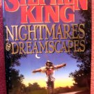 NIGHTMARES AND DREAMSCAPES ~ STEPHEN KING