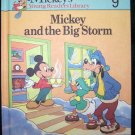 Mickey's Young Readers Library Vol # 9 ~ Mickey and the Big Storm