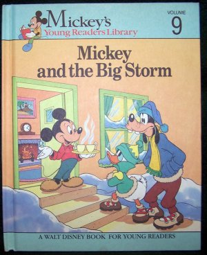 Mickey�s Young Readers Library Vol # 9 ~ Mickey and the Big Storm