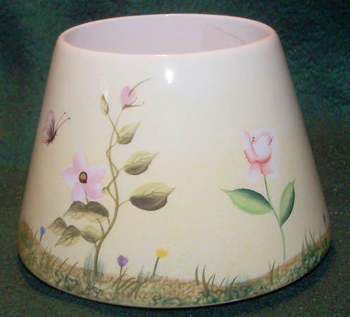 Wildflower Breeze Shade � Home Interiors � NEW IN BOX!