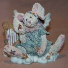 Viintage 1993 BOYDS BEARS COLLECTION. CELESTE... The ANGEL RABBIT