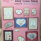 More Easy Cross Stitch Projects for Wood Shapes – American School of Needlework