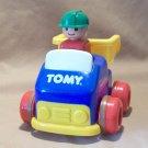 1991 TOMY PUSH N GO DUMP TRUCK
