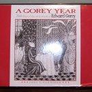 A Gorey Year 2004 Calendar by Edward N. Gorey