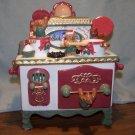 Avon Teddy and Friends Stove Diffuser – in Box